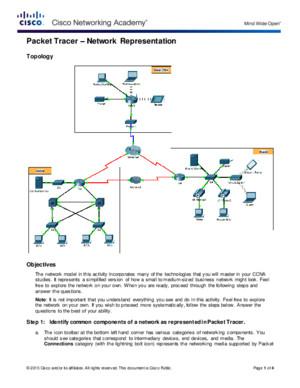 1245 Packet Tracer - Network Representationpdf