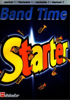 Band Time Starter Clarinete 1