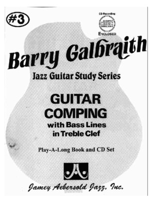 Barry Galbraith - Jazz Guitar Study Vol 3 - Guitar Comping (Aebersold, 1986)