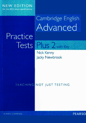CAE Practice Tests Plus (2008)