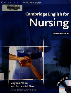 Cambridge English for Nursing (Sample Unit 1)pdf