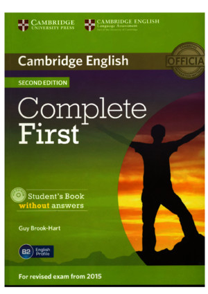 Complete First Certificate Students Book with answers