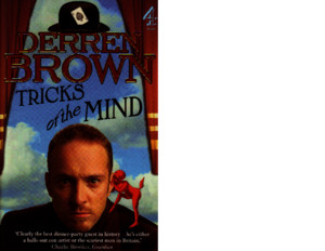 20656071 Derren Brown 2007 Tricks of the Mind Paperback Edition