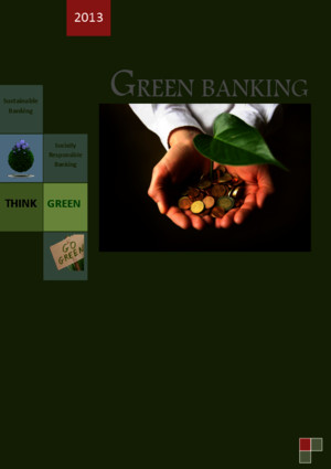 Internship Report on Green Banking 2013 (Prime Bank Limited)