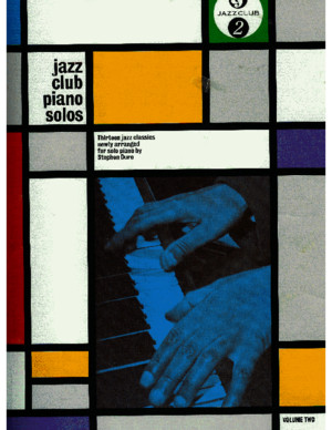 Jazz Club Piano Solos Vol 2