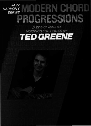Modern Chord Progressions - Jazz And Classical Voicings For Guitar - Ted Greene (Jazz Harmony Series)pdf