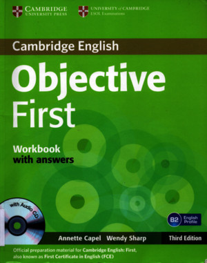 Objective First Work Book