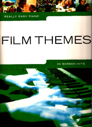 VA Film Themes Really Easy Piano