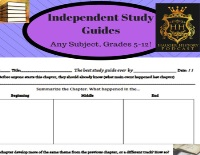 Study Guides, Notes, & Quizzes